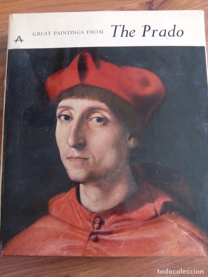 GREAT PAINTINGS FROM THE PRADO (Libros de Segunda Mano - Bellas artes, ocio y coleccionismo - Pintura)