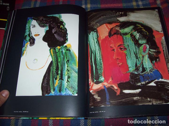 Libros de segunda mano: ROLF KNIE. EXPOSITION LA TOUR EIFFEL.1991. EDICIÓN LIMITIDA NÚMERO 2260. CIRCO . PINTURA - Foto 8 - 89790380