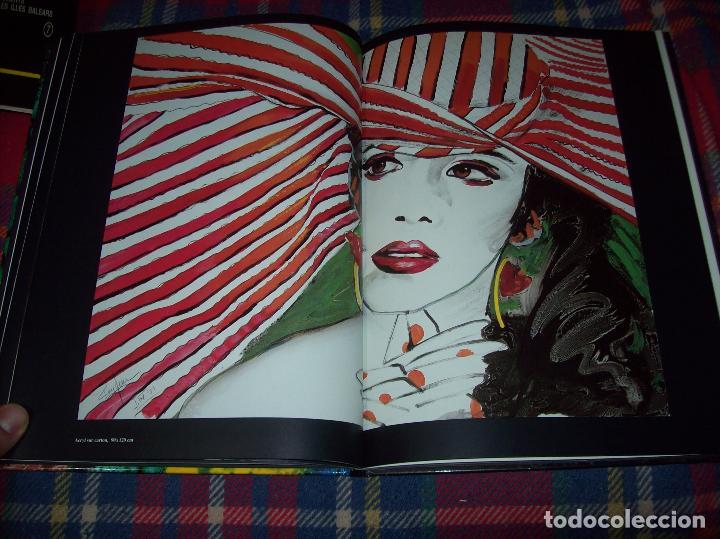 Libros de segunda mano: ROLF KNIE. EXPOSITION LA TOUR EIFFEL.1991. EDICIÓN LIMITIDA NÚMERO 2260. CIRCO . PINTURA - Foto 9 - 89790380