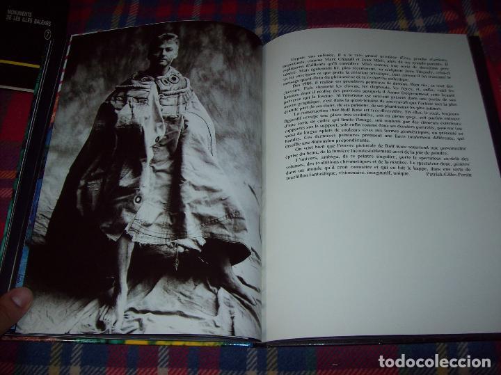 Libros de segunda mano: ROLF KNIE. EXPOSITION LA TOUR EIFFEL.1991. EDICIÓN LIMITIDA NÚMERO 2260. CIRCO . PINTURA - Foto 11 - 89790380