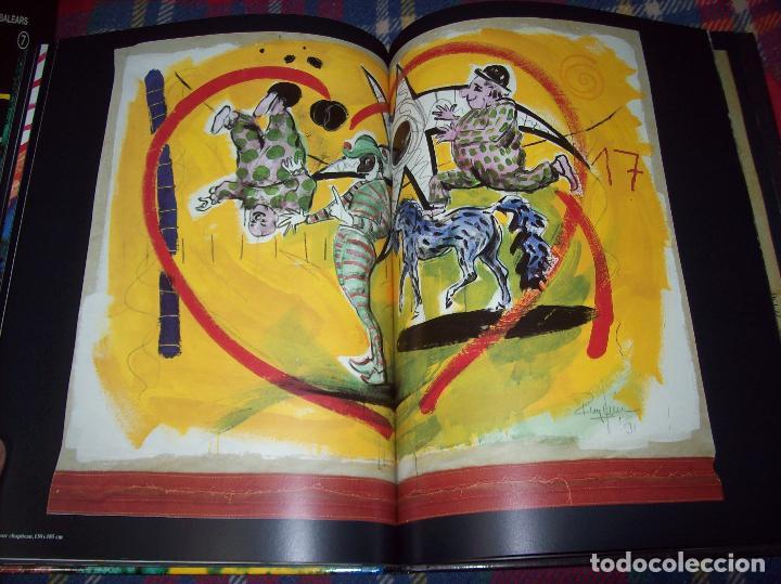 Libros de segunda mano: ROLF KNIE. EXPOSITION LA TOUR EIFFEL.1991. EDICIÓN LIMITIDA NÚMERO 2260. CIRCO . PINTURA - Foto 14 - 89790380