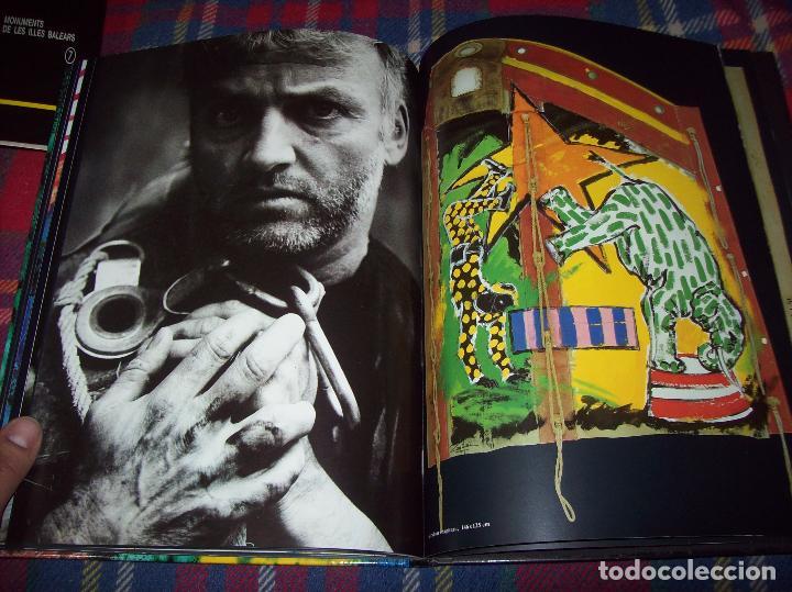 Libros de segunda mano: ROLF KNIE. EXPOSITION LA TOUR EIFFEL.1991. EDICIÓN LIMITIDA NÚMERO 2260. CIRCO . PINTURA - Foto 15 - 89790380