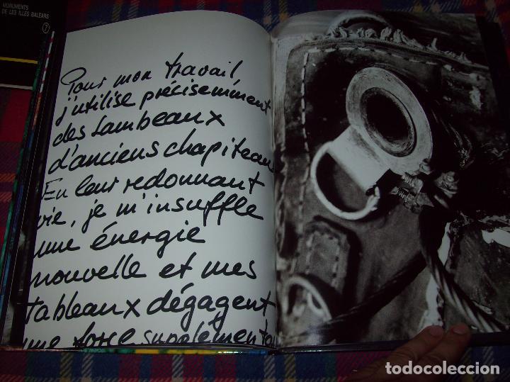 Libros de segunda mano: ROLF KNIE. EXPOSITION LA TOUR EIFFEL.1991. EDICIÓN LIMITIDA NÚMERO 2260. CIRCO . PINTURA - Foto 16 - 89790380