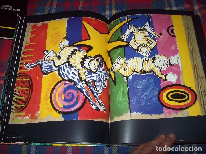 Libros de segunda mano: ROLF KNIE. EXPOSITION LA TOUR EIFFEL.1991. EDICIÓN LIMITIDA NÚMERO 2260. CIRCO . PINTURA - Foto 17 - 89790380