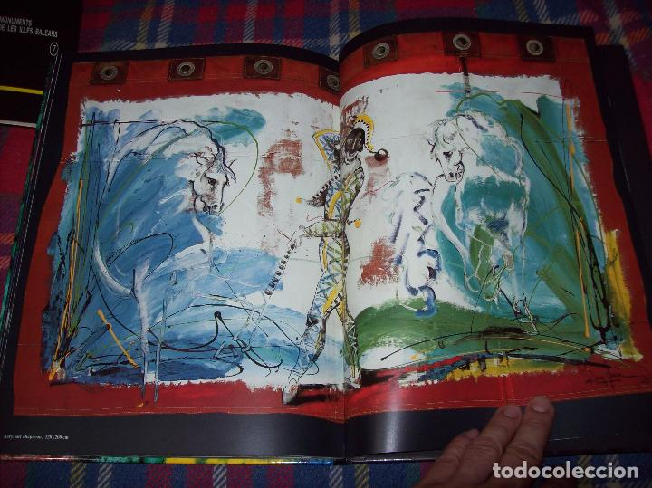 Libros de segunda mano: ROLF KNIE. EXPOSITION LA TOUR EIFFEL.1991. EDICIÓN LIMITIDA NÚMERO 2260. CIRCO . PINTURA - Foto 18 - 89790380