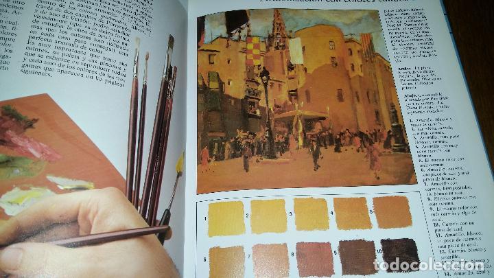 Libros de segunda mano: CURSO COMPLETO DE DIBUJO Y PINTURA EN 5 TOMOS / - Foto 4 - 90045908
