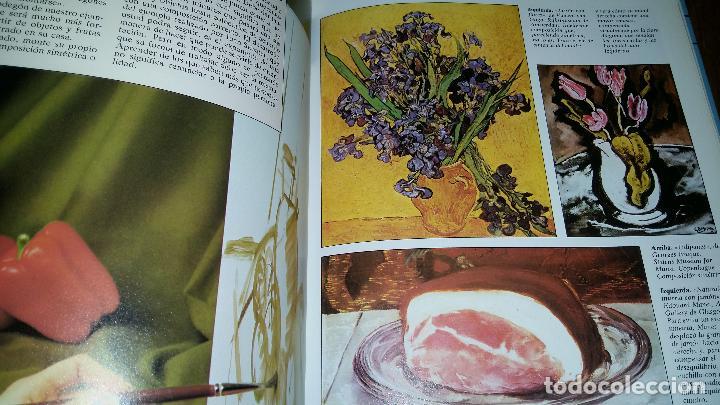 Libros de segunda mano: CURSO COMPLETO DE DIBUJO Y PINTURA EN 5 TOMOS / - Foto 5 - 90045908