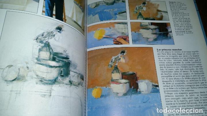 Libros de segunda mano: CURSO COMPLETO DE DIBUJO Y PINTURA EN 5 TOMOS / - Foto 6 - 90045908
