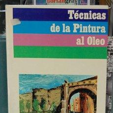 Libros de segunda mano - Técnicas de la pintura al oleo. Enciclopedia CEAC de pintura al oleo - 90258500