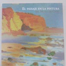 Libros de segunda mano: EL PAISAJE EN LA PINTURA DEL MUSEO DE CADIZ. JUNTA DE ANDALUCIA. 2007. 133 PAGS. 30X21,8 CM. Lote 91231335
