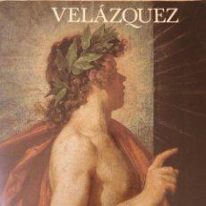 Libros de segunda mano: VELÁZQUEZ. MUSEO DEL PRADO 1990. Lote 92709305
