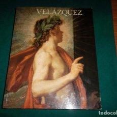 Libros de segunda mano: VELÁZQUEZ, MUSEO DEL PRADO 1990. EXPOSICIÓN ANTOLÓGICA DE 1990. Lote 92857315