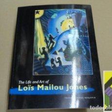 Libros de segunda mano: HAYES BENJAMIN, TRITOBIA: THE LIFE AND ART OF LOIS MAILOU JONES. Lote 93344005