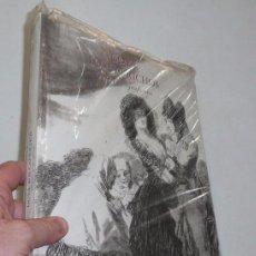 Libros de segunda mano: GOYA, LOS CAPRICHOS - DIBUJOS Y AGUAFUERTES (CENTRAL HISPANO, 1994) - LIBRO PRECINTADO. Lote 44744165