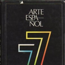 Libros de segunda mano: LIBRO ARTE ESPAÑOL 77 . LIGRO DE GUIA DE EXPOSICIONES , GALERIAS ETC.. DEL AÑO 1977 . Lote 93768730