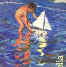 Libros de segunda mano: SOROLLA - FONDOS DEL MUSEO SOROLLA.. Lote 93896475