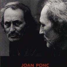 Libros de segunda mano: JOAN PONÇ. Lote 94001805