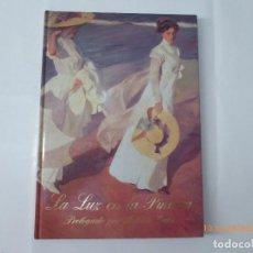 Libros de segunda mano: LA LUZ EN LA PINTURA, PROLOGO DE ANTONIO GALA, . Lote 94112080