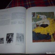 Libros de segunda mano: TOULOUSE-LAUTREC. JULIO OLLERO EDITOR . MARIANNE RYAN. 1991. TODO UNA PIEZA DE COLECCIONISTA!!!!. Lote 94283450