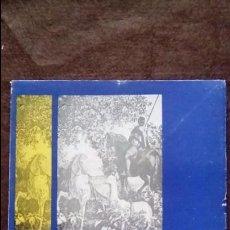 Libros de segunda mano: LA IMAGEN ARTÍSTICA DE CHILE. M.A. ROJAS MIX. EDITORIAL UNIVERSITARIA 1970. . Lote 94489634
