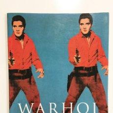 Libros de segunda mano: ANDY WARHOL (KLAUS HONNEF) ED. TASCHEN. Lote 95009843