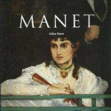 Libros de segunda mano: MANET. Lote 95347475