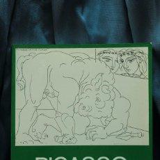 Libros de segunda mano: LIBRO PICASSO. OBRA GRÁFICA ORIGINAL 1904 - 1971. . Lote 95347815