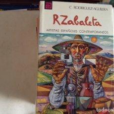 Libros de segunda mano: ZABALETA.. C. RODRÍGUEZ AGUILERA. Lote 178793397