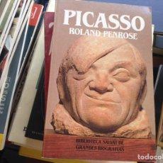 Libros de segunda mano: PICASSO. ROLAND PENROSE. Lote 95505347