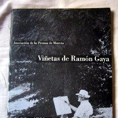 Libros de segunda mano: VIÑETAS DE RAMÓN GAYA. Lote 95636399