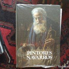 Libros de segunda mano: PINTORES NAVARROS. Lote 95753852