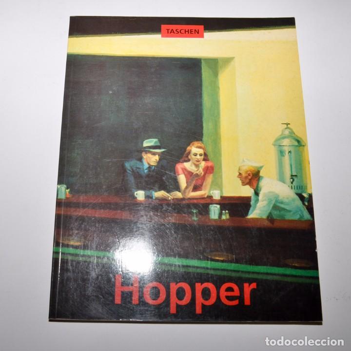 EDWARD HOPPER - TRANSFORMACIONES DE LO REAL EDIC. ESPAÑOLA (Libros de Segunda Mano - Bellas artes, ocio y coleccionismo - Pintura)