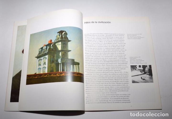 Libros de segunda mano: EDWARD HOPPER - TRANSFORMACIONES DE LO REAL EDIC. ESPAÑOLA - Foto 3 - 96114679