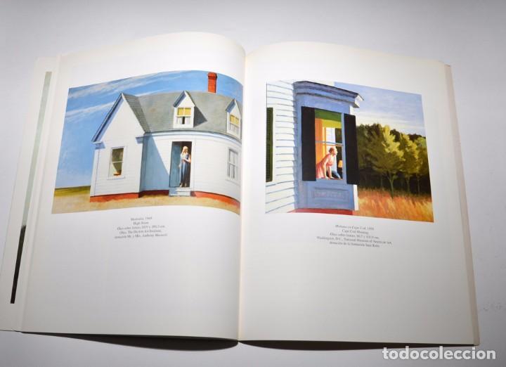 Libros de segunda mano: EDWARD HOPPER - TRANSFORMACIONES DE LO REAL EDIC. ESPAÑOLA - Foto 4 - 96114679