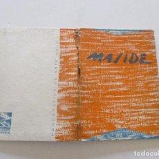 Libros de segunda mano: ÁLVARO CUNQUEIRO, RICARDO GARCÍA SUÁREZ. MASIDE. RM82457.. Lote 172652340