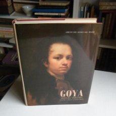 Libros de segunda mano: GOYA (NUEVAS VISIONES) - ISABEL GARCÍA DE LA RASILLA Y FRANCISCO CALVO SERRALLER - AMIGOS DEL PRADO. Lote 96509011