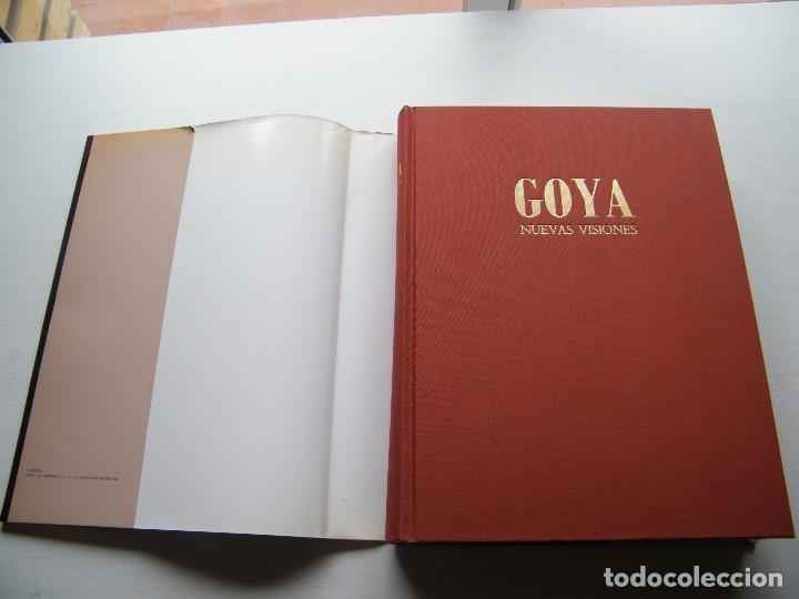Libros de segunda mano: GOYA (NUEVAS VISIONES) - ISABEL GARCÍA DE LA RASILLA Y FRANCISCO CALVO SERRALLER - AMIGOS DEL PRADO - Foto 3 - 96509011