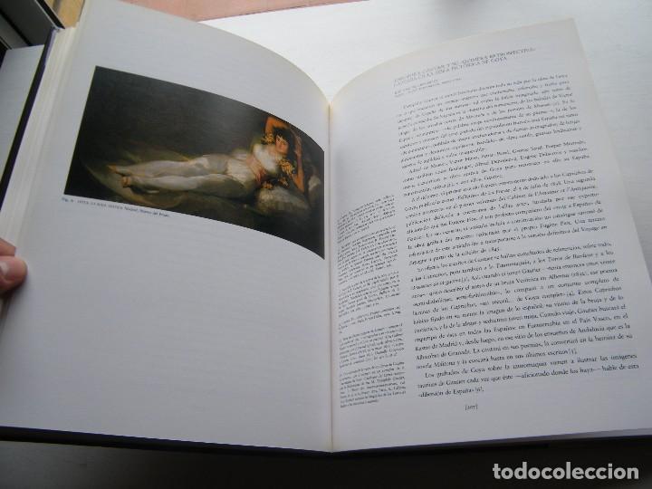 Libros de segunda mano: GOYA (NUEVAS VISIONES) - ISABEL GARCÍA DE LA RASILLA Y FRANCISCO CALVO SERRALLER - AMIGOS DEL PRADO - Foto 6 - 96509011