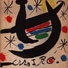 Libros de segunda mano: MIRÓ. BARCELONA 1968-1969. Lote 97187099