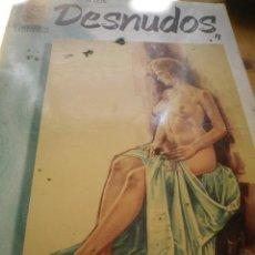Libros de segunda mano: LIBRO DESNUDOS. Lote 97517991