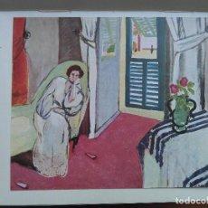 Libros de segunda mano: 1942 LE VISAGE DE MATISSE - PIERRE COURTRION. Lote 97574035