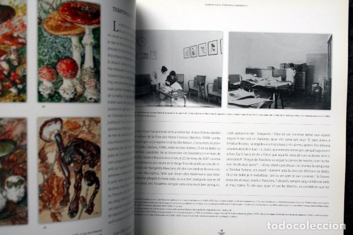 Libros de segunda mano: SUZANNE DAVIT - UNA IL.LUSTRADORA A L´INSTITUT BOTÀNIC Omnis Cellula,Insitut Botànic de Barcelona, - Foto 2 - 97712727