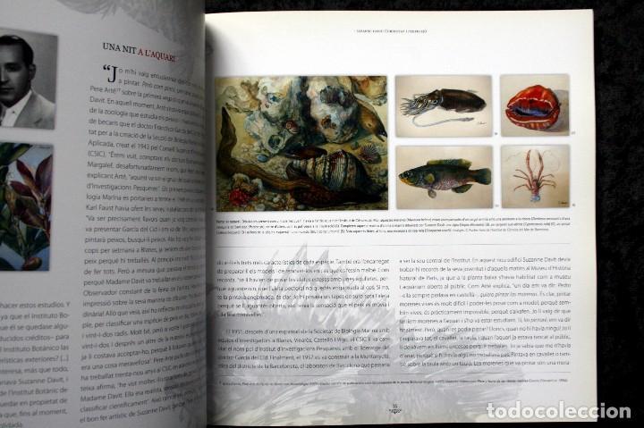 Libros de segunda mano: SUZANNE DAVIT - UNA IL.LUSTRADORA A L´INSTITUT BOTÀNIC Omnis Cellula,Insitut Botànic de Barcelona, - Foto 11 - 97712727