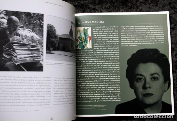 Libros de segunda mano: SUZANNE DAVIT - UNA IL.LUSTRADORA A L´INSTITUT BOTÀNIC Omnis Cellula,Insitut Botànic de Barcelona, - Foto 12 - 97712727
