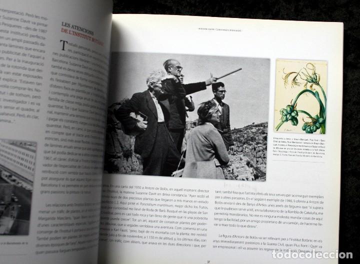 Libros de segunda mano: SUZANNE DAVIT - UNA IL.LUSTRADORA A L´INSTITUT BOTÀNIC Omnis Cellula,Insitut Botànic de Barcelona, - Foto 15 - 97712727