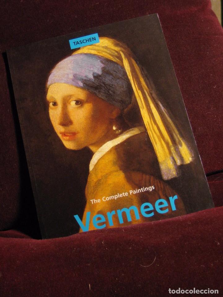 VERMEER. THE COMPLETE PAINTINGS. TASCHEN (Libros de Segunda Mano - Bellas artes, ocio y coleccionismo - Pintura)