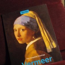 Libros de segunda mano: VERMEER. THE COMPLETE PAINTINGS. TASCHEN. Lote 97726423