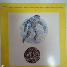 Libros de segunda mano: LIBRO EXPOSICION ITINERANTE XILOGRAFIAS DE ARTISTAS DE AMERICA -1971/72. Lote 97877747