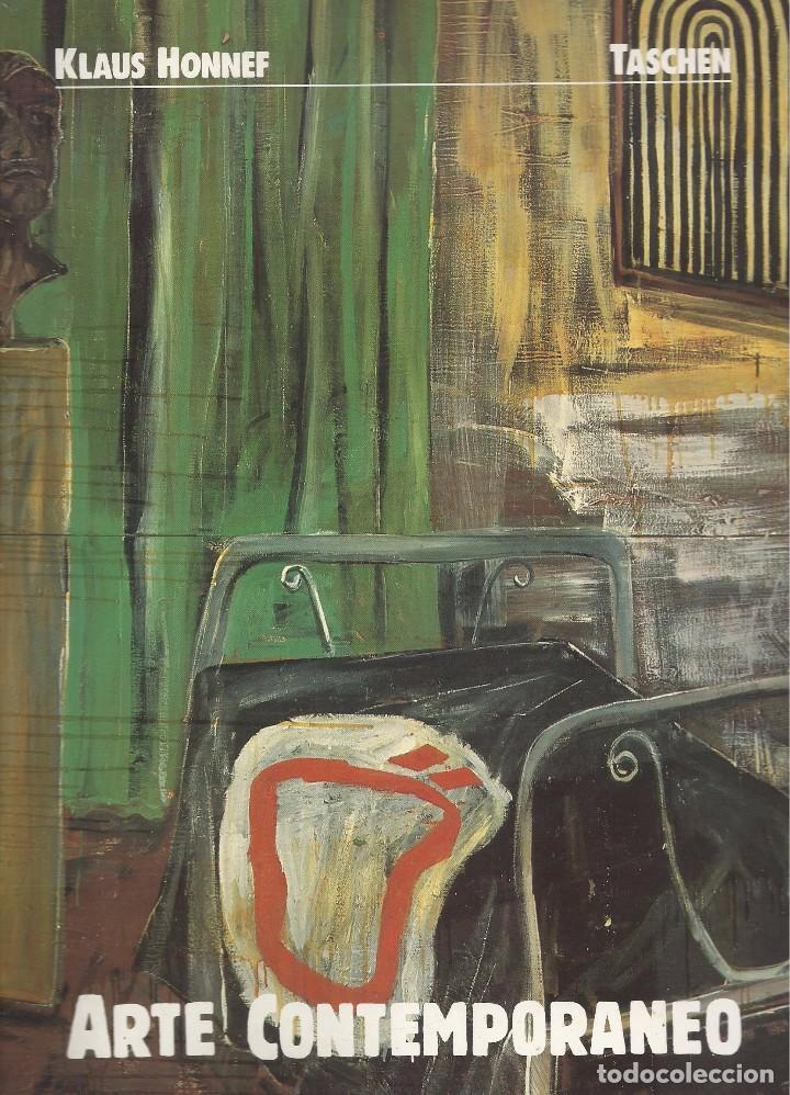 ARTE CONTEMPORANEO, KLAUS HONNEF (Libros de Segunda Mano - Bellas artes, ocio y coleccionismo - Pintura)