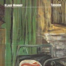 Libros de segunda mano: ARTE CONTEMPORANEO, KLAUS HONNEF. Lote 97890167